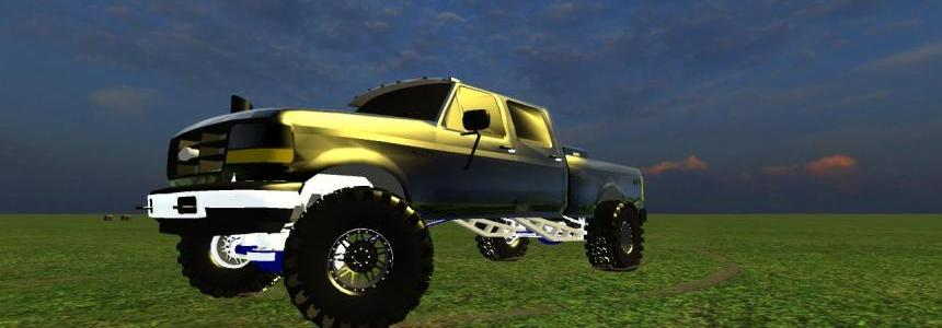Lifted 1996 ford v1.3