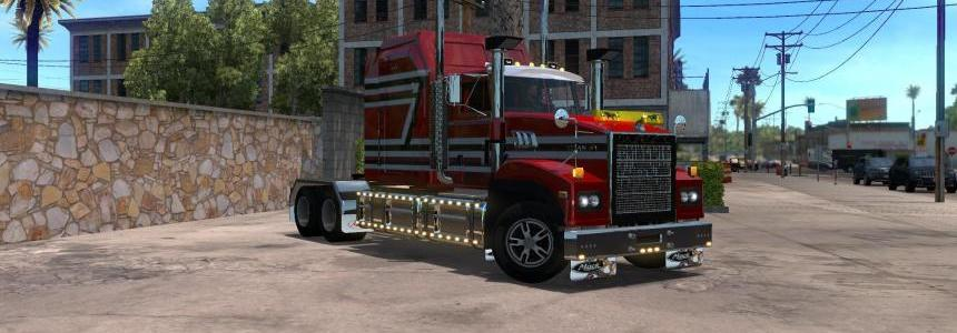 Mack Titan New v3.6 [upd:15.02.18] [1.30.x]