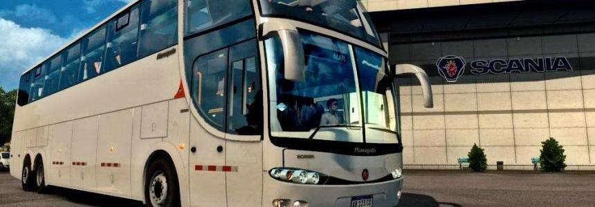 Marcopolo Paradiso 1550 LD G6 6x2 + passengers v1.1