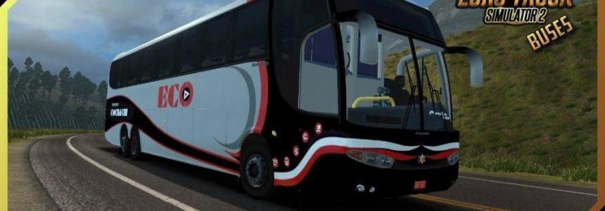 Marcopolo Paradiso G6 1200 LD 6x2 Bus 1.30.x