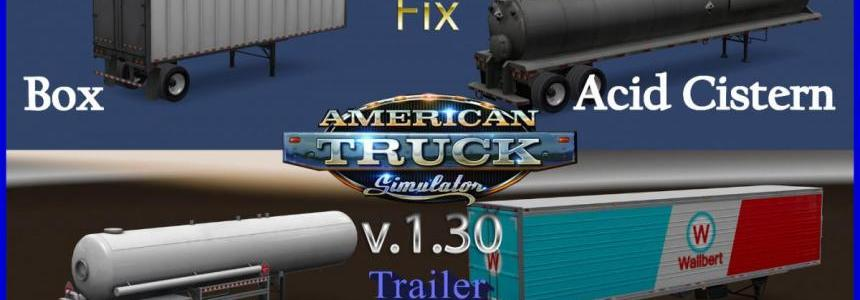 Mats for Trailers v1.30 (fix)
