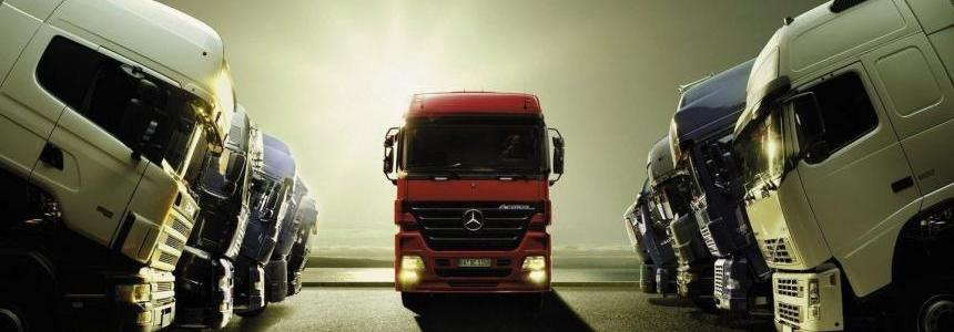 Mercedes Actros MP3 Sound by Leen 1.30.x