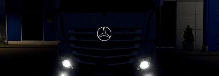 Mercedes Actros MP4 v1.1