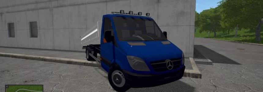 Mercedes Benz Sprinter 312CDI v1.0