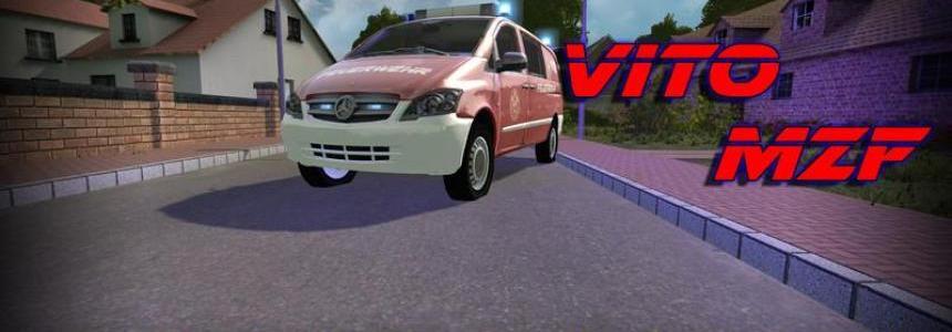 Mercedes Vito MZF v1.0