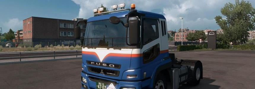 Mitsubishi Fuso Super Great V Beta 1.41 1.30