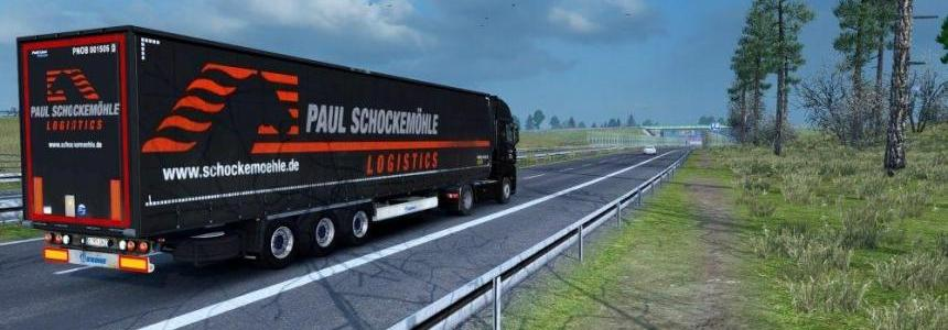 New Actros MP4 Sound by DamianSVW v1.0