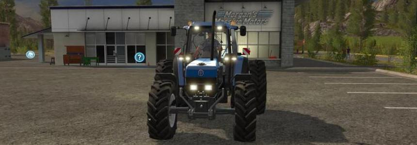 New Holland 8340 Pack v1.0