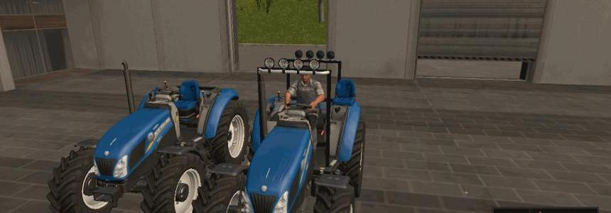 New Holland T 4.75 v1.1.0