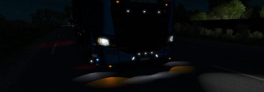 Non-Flared Vehicle Lights v1.0 1.30