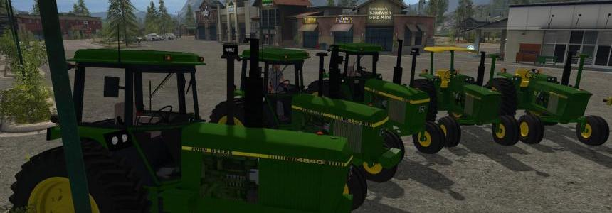 OLD IRON John Deere Pack v2.0