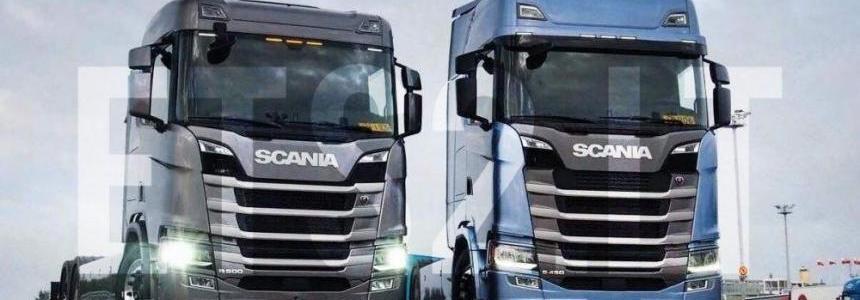 OLSF Engine Pack 11 for Scania S 2016 v1