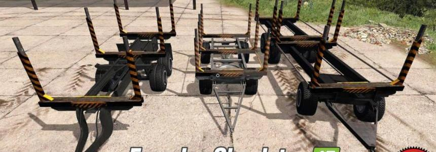 Pack trailers PTS Lesvoz v1.0