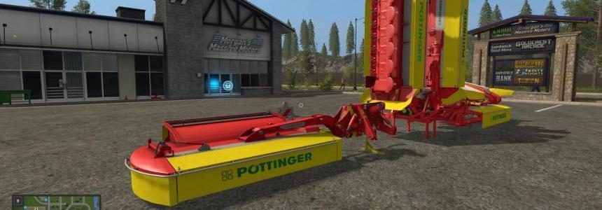 Pottinger Novacat Pack + DH v1.0
