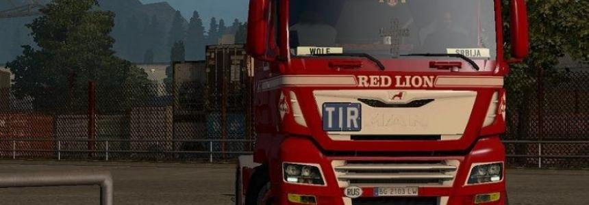 Red Lion MAN TGX Euro 6 MADster v2.0
