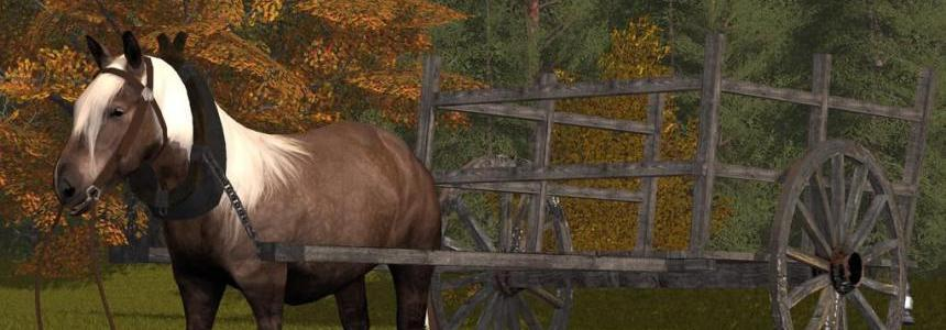 Rideable Pony v1.0.0.0