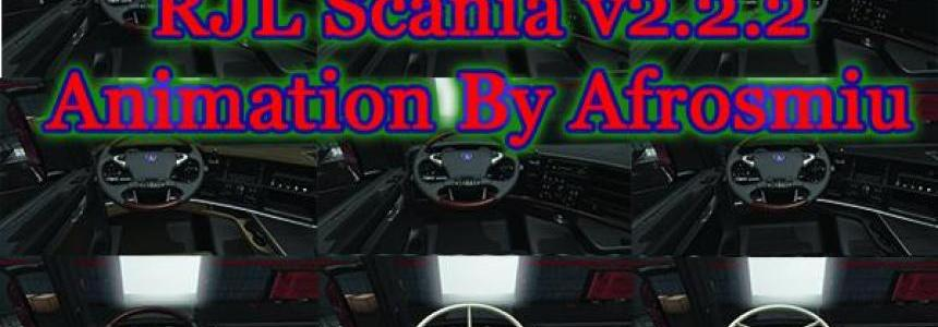 RJL Scania Animation by Afrosmiu 1.30