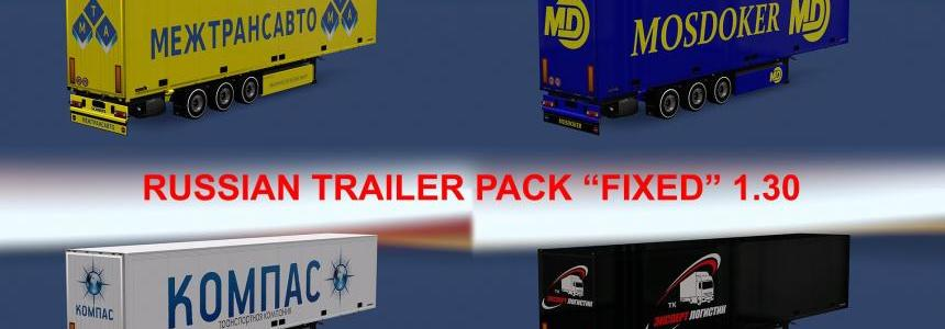 RUSSIAN TRAILER PACK FIXED 1.30