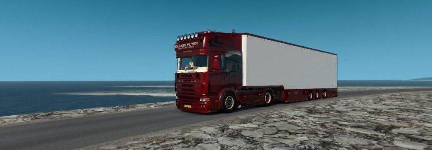Scania 164L by costel