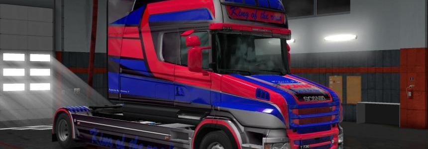 Scania British Metallic v1.0