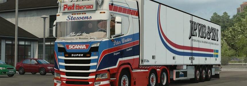 Scania PWT S500 Combi v1.0
