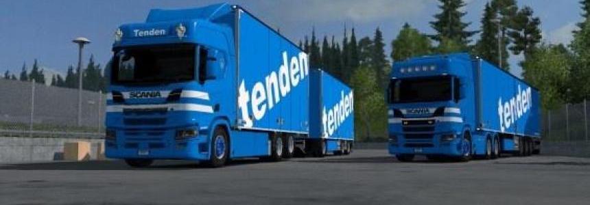 Scania R Next Gen Thor Tenden Pack v1.0