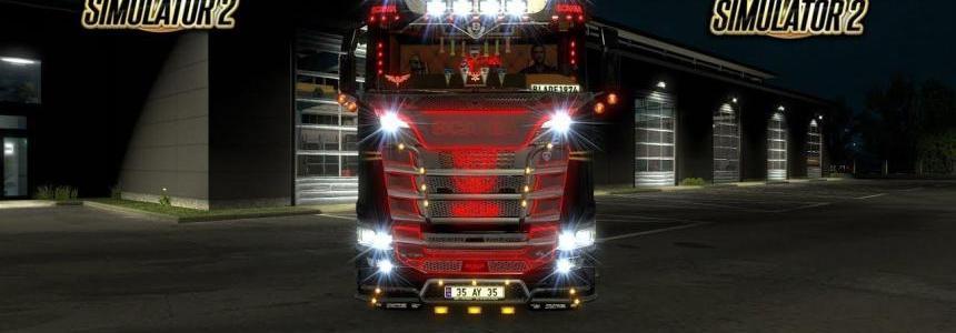 Scania R-S Adons v2.0