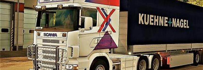 Scania RJL 4 Serie Nor Cargo Skin v1.0