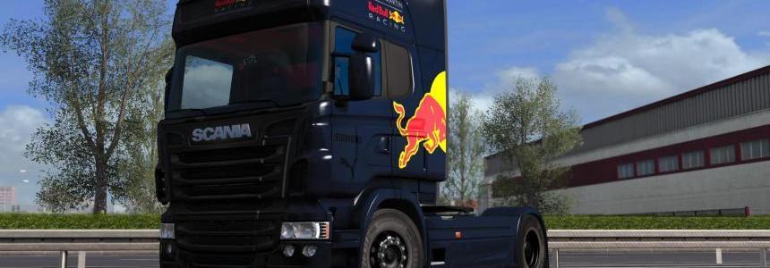 Scania RJL - Red Bull Racing Formula One Team 2018 Edition 1.30.x