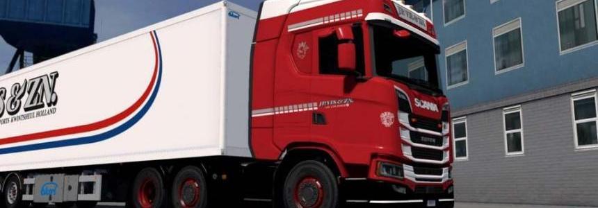 Scania S J.P. Vis & Zn v2.0