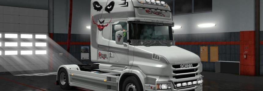 Scania T Joker skin 1.30
