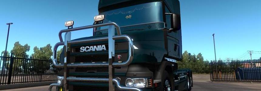Scania T Mod v2.2.2 by RJL [ATS] v2.0