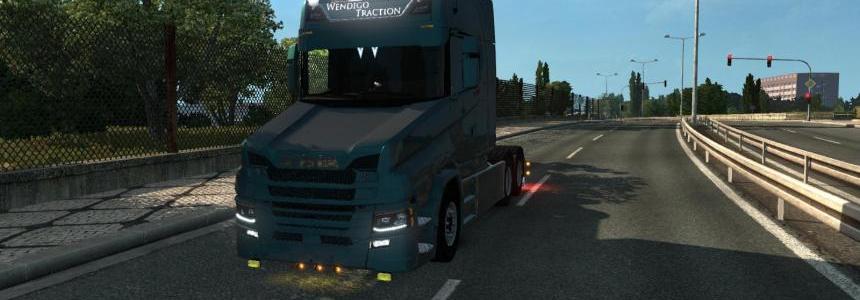 Scania T Next Gen v2.0 [1.27 - 1.30]