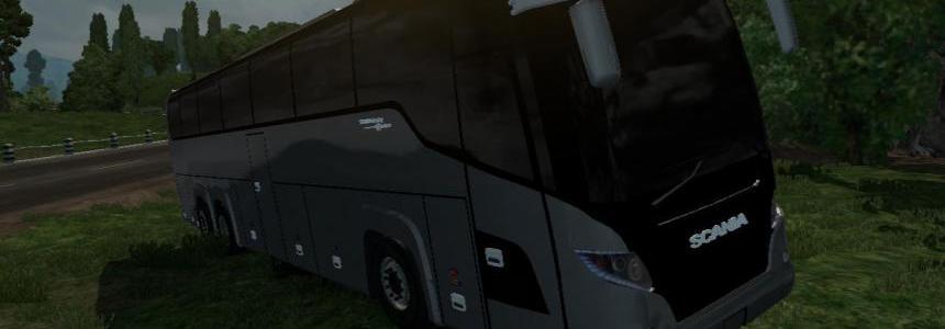 Scania touring multi-excel beta version