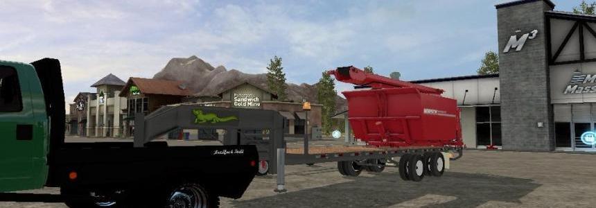 Seed tender trailer v1.0
