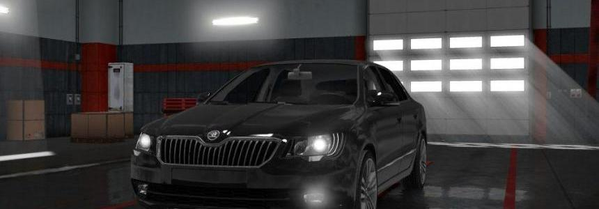 Škoda Superb 2018 – Reworked v1.0