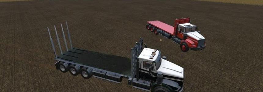 SX 210 Twinstar Bale Truck v1.0