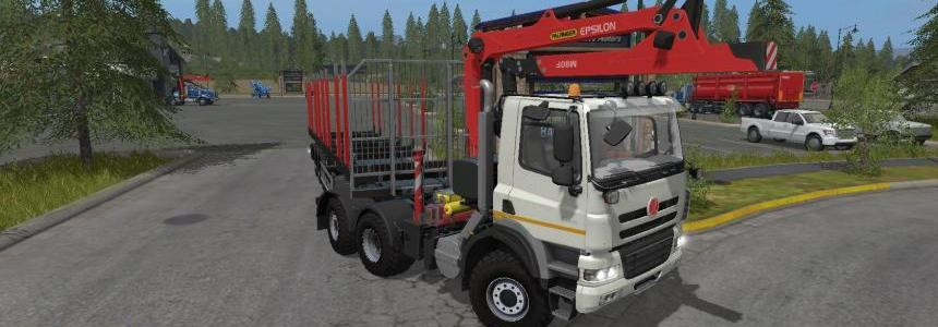 Tatra Phoenix Langholz with Autoload v1.0
