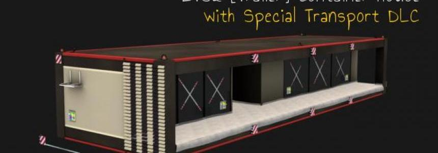 Trailer Container House 1.30.x