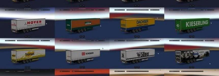 Trailer Pack / Bayern Trailer v1.30