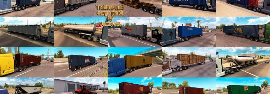 Trailers and Cargo Pack by Jazzycat  v2.0