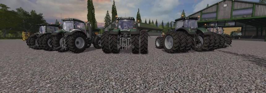 Valtra Tractor Pack v1.0