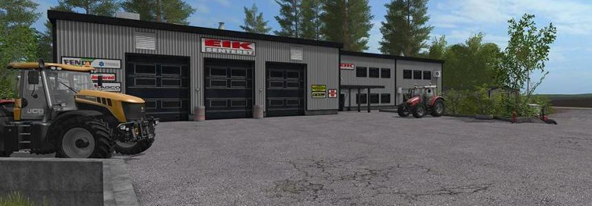 Vehicle Shop (Prefab) v1.0