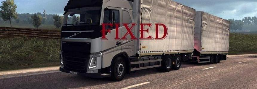 Volvo FH 16 2012 Tandem Fix v1.0