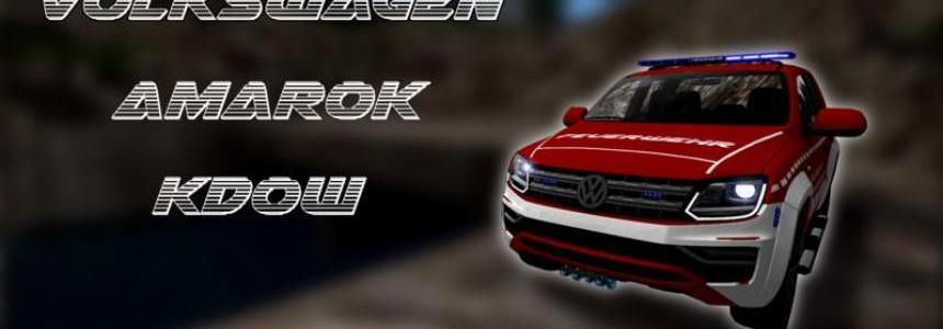 VW Amarok KdoW v0.9 Beta