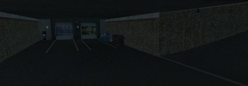 Warehouse Geneve underground v1.0