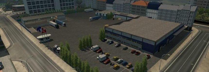 Warehouse Reims v1.0