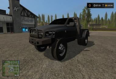 2008 Dodge Ram Flatbed edit v1.0