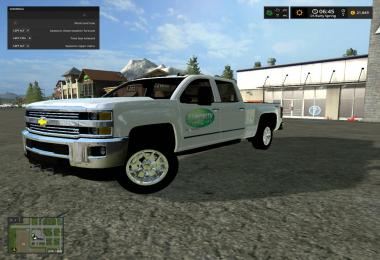 Plow truck for boss v1.0