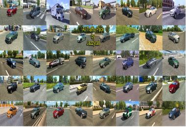 AI Traffic Pack by Jazzycat v6.9
